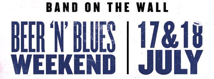 Beer n Blues Weekend Logo