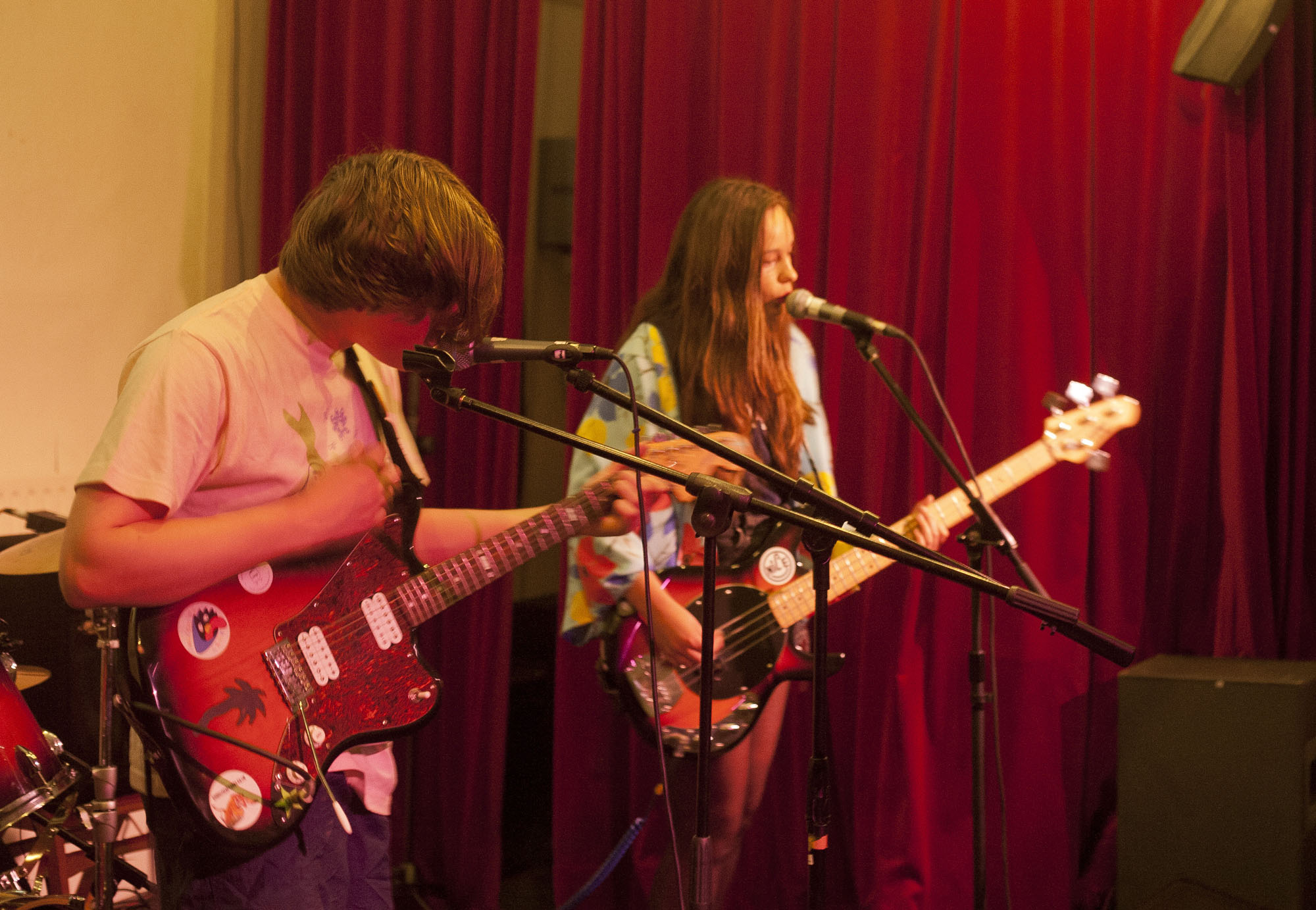 The Orielles2a - Henry Carlyle Wade & Esme-Dee Hand-Halford