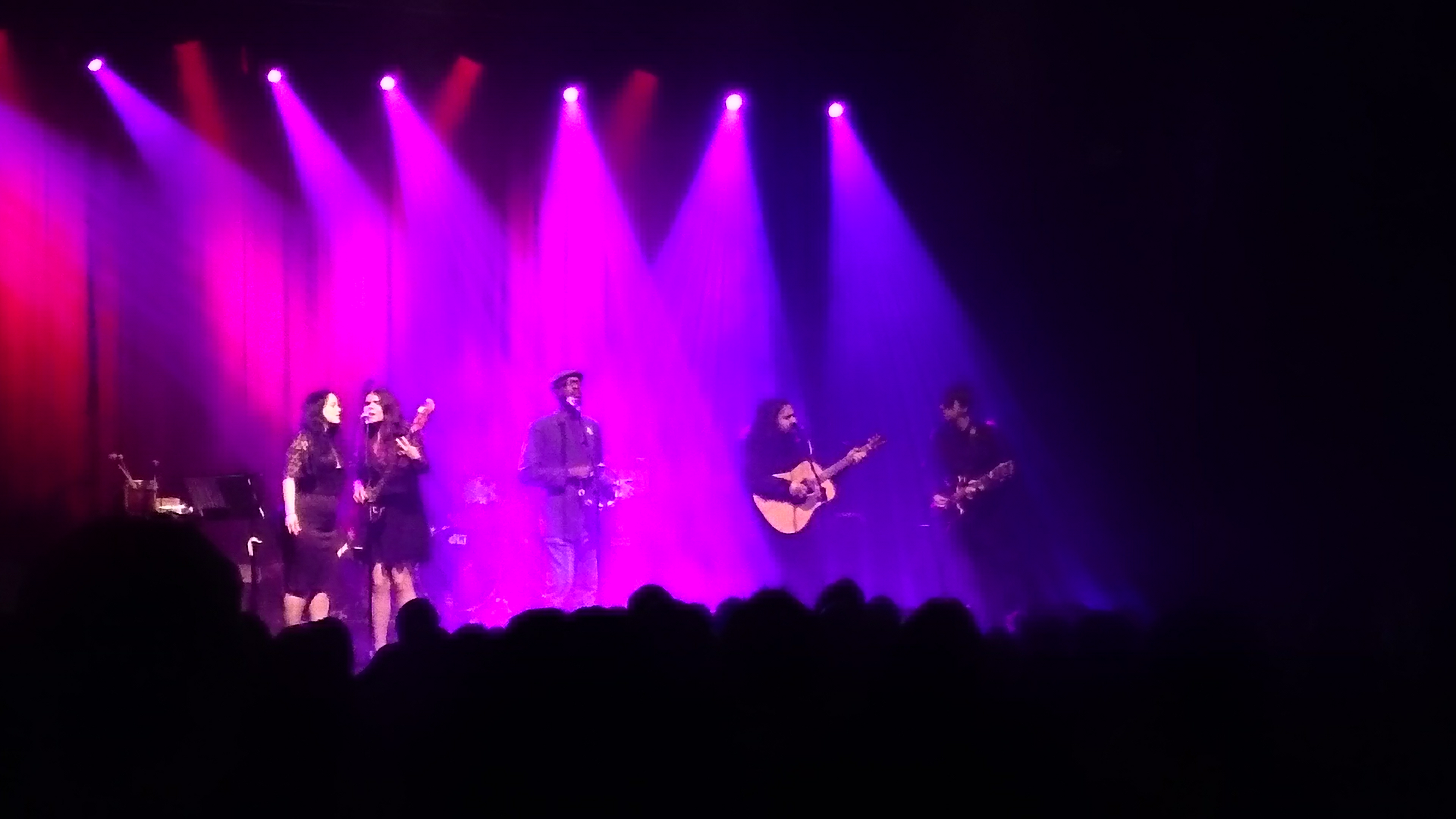 The Magic Numbers and McAlmont and Butler
