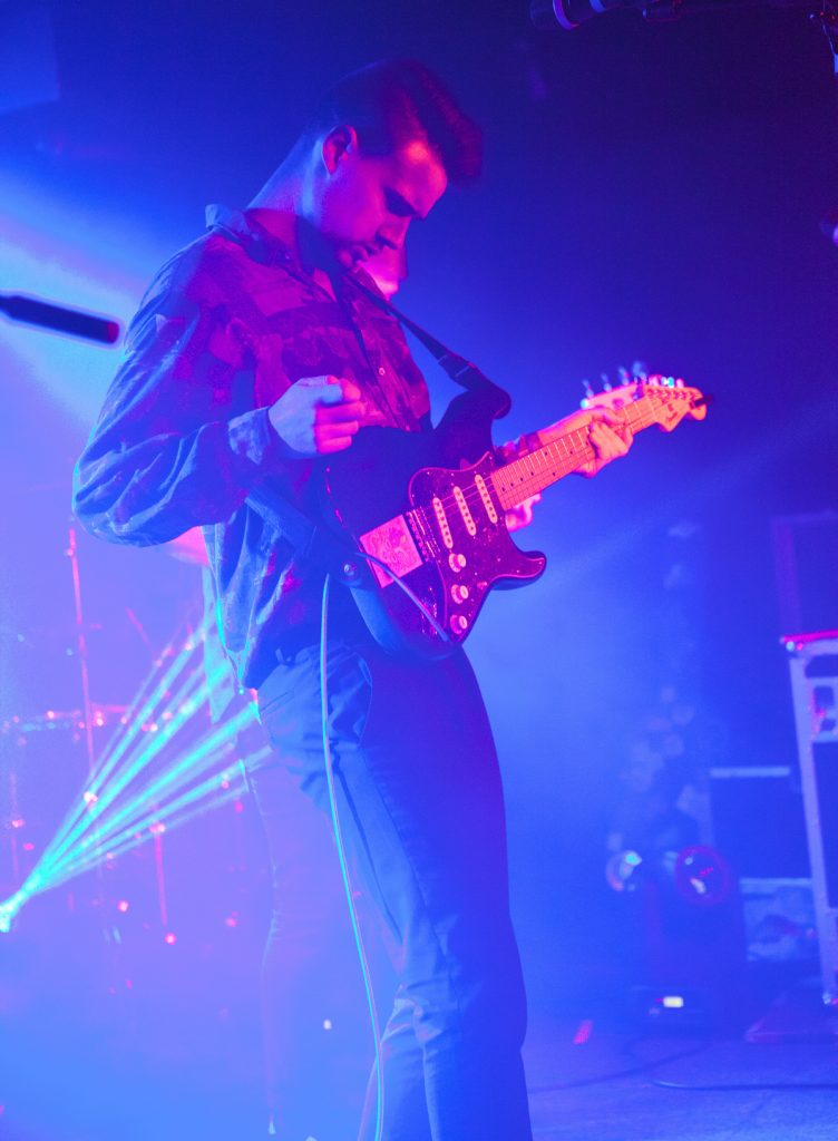 LIVE REVIEW: Tranqua Lite supported by Contrarians, Avacet